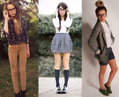 Resultado de imagem para look nerd