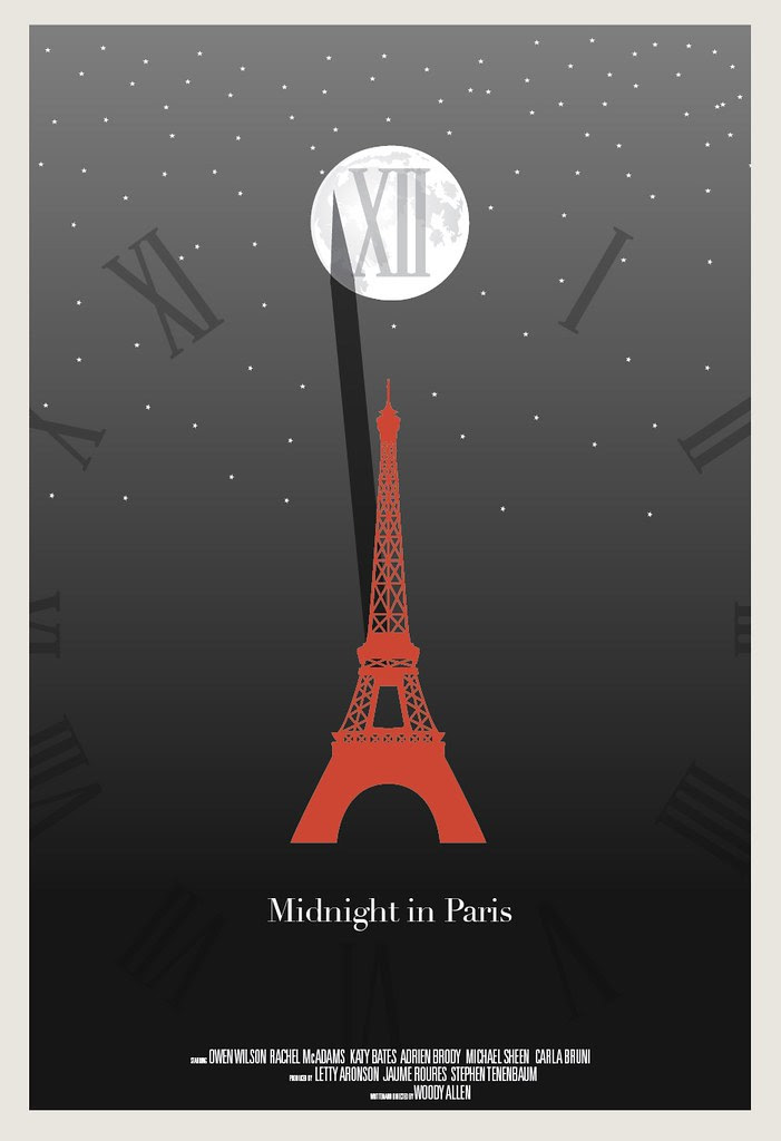 Midnight in Paris by Hunter Langston