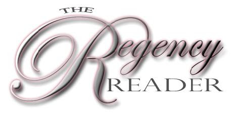 The Regency Reader logo.