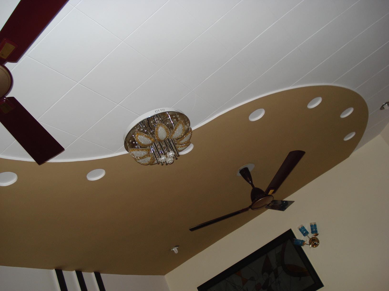 Simple And Smart Pop Ceiling Design Gharexpert