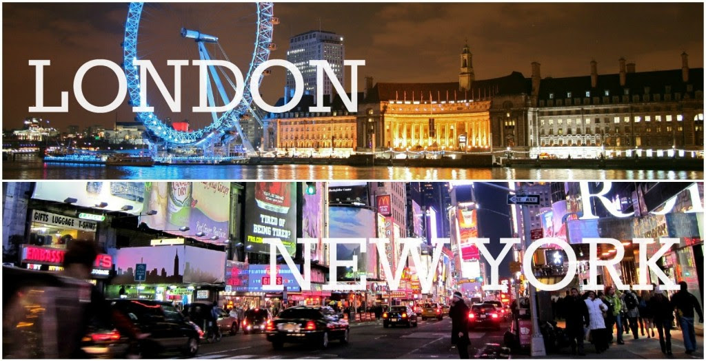 Image result for london x new york