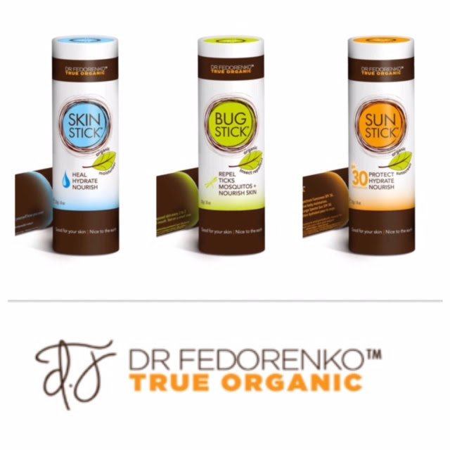 Enter the Dr Fedorenko True Organic Giveaway. Ends 10/17