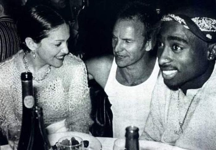 Famous People Hanging Out Together. Part 5 (50 pics)