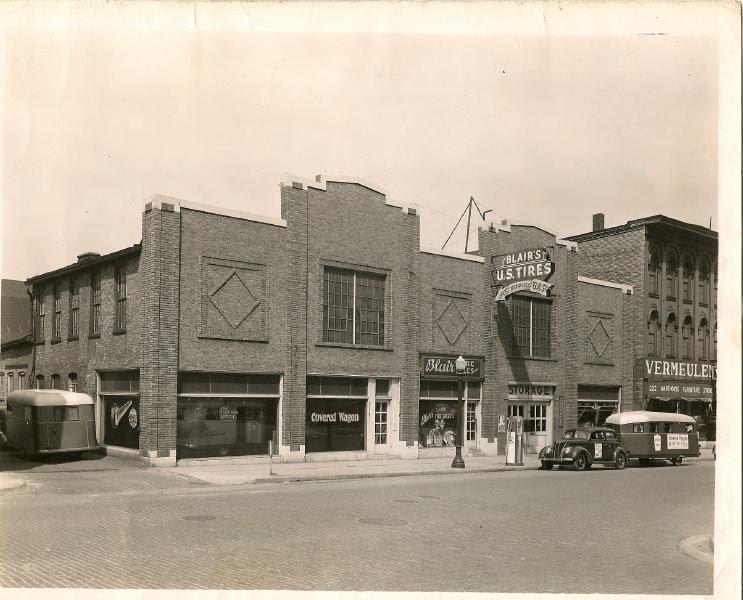 History Of Blairs Car Car Center Blairs Car Care Center Jackson Mi