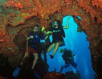 Dive the Rhone with Promenade BVI Scuba