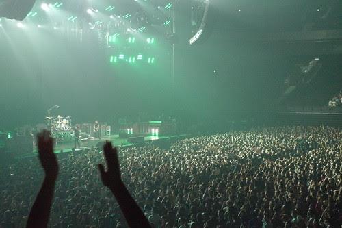 Green Day concert in Saitama Super Arena 2