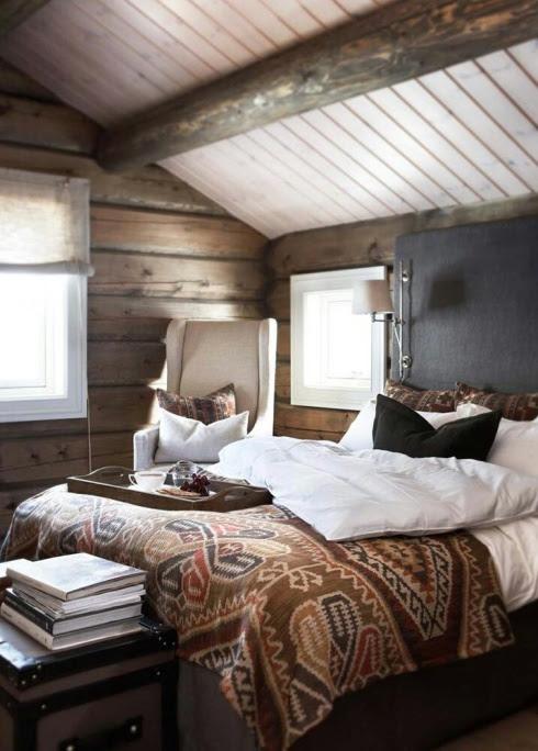 dormitorio étnica