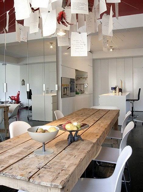 Tatiana doria mesa de comedor a medida y personalizada for Go mobiliario contemporaneo