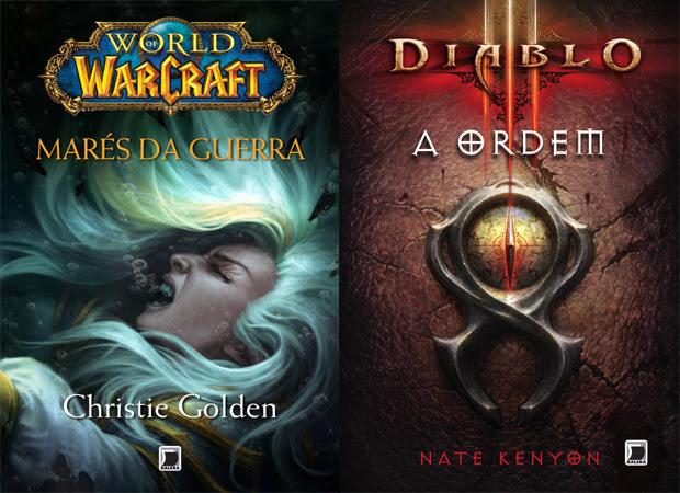 World of Warcraft: Marés da Guerra e Diablo 3: A Ordem (Foto: Divulgação)