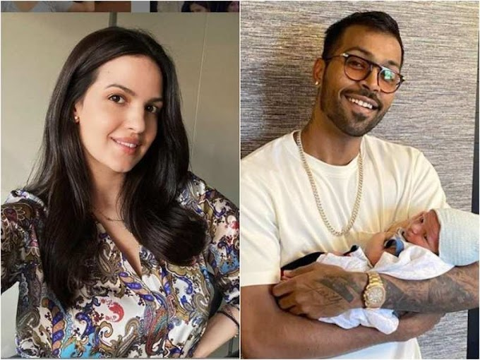 Hardik Pandya shares an adorable picture with son Agastya; calls him his 'greatest gift' while wife Natasa Stankovic showers it with hearts
