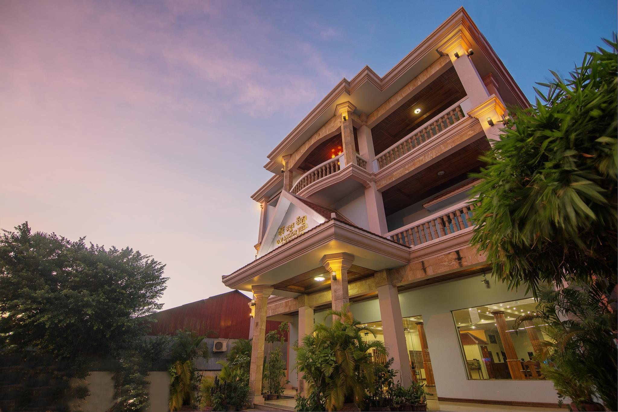 DV Angkor Villa Reviews