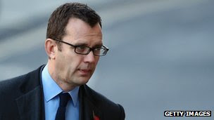 Andy Coulson arrives at court