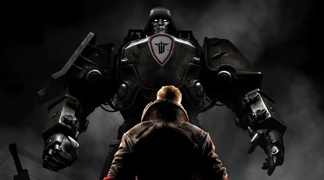Wolfenstein II to get Dark Horse art compendium screenshot
