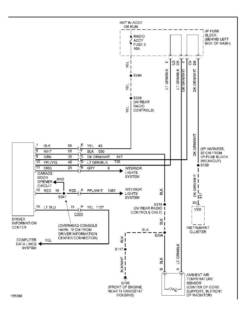 96 Crownline Wiring Diagram
