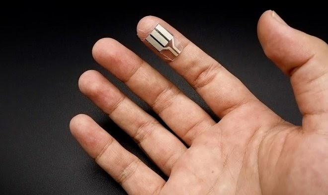 Крошечный пластырь-генератор получает энергию от тела человека во время сна