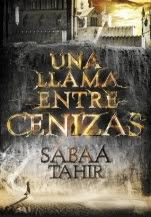 Una llama entre cenizas (primera parte de la saga) Sabaa Tahir