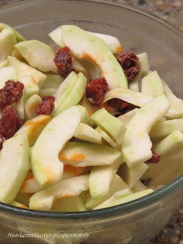 Guava and prune tidbits