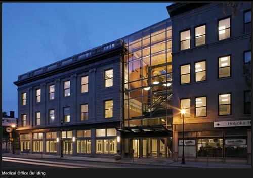 Holyoke Health Center Exterior