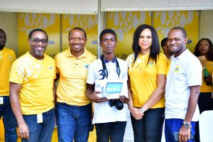 Lagos Rings As MTN Nigeria Closes Its 21 Days Of Y'ello Care Campaign