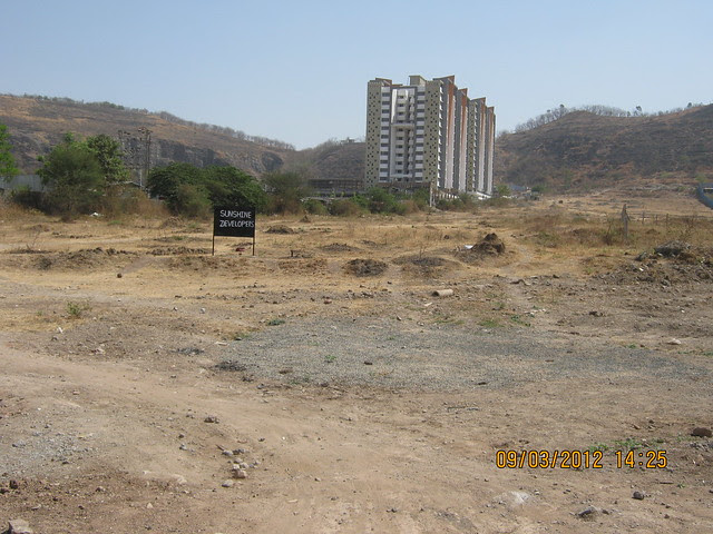 Plot of Sunshine Developers & Pride Platinum Pancard Club Baner Pune