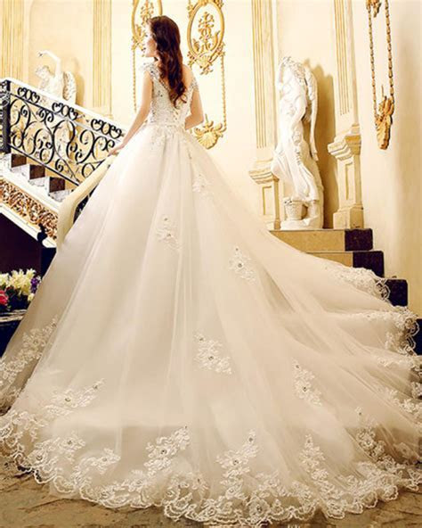 Popular Bling Bridal Gowns Buy Cheap Bling Bridal Gowns