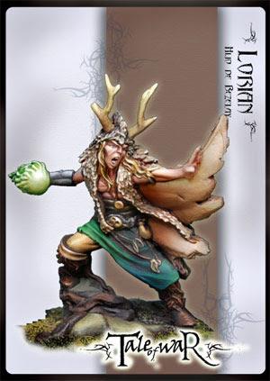 Lorian, Hijo de Bezelay