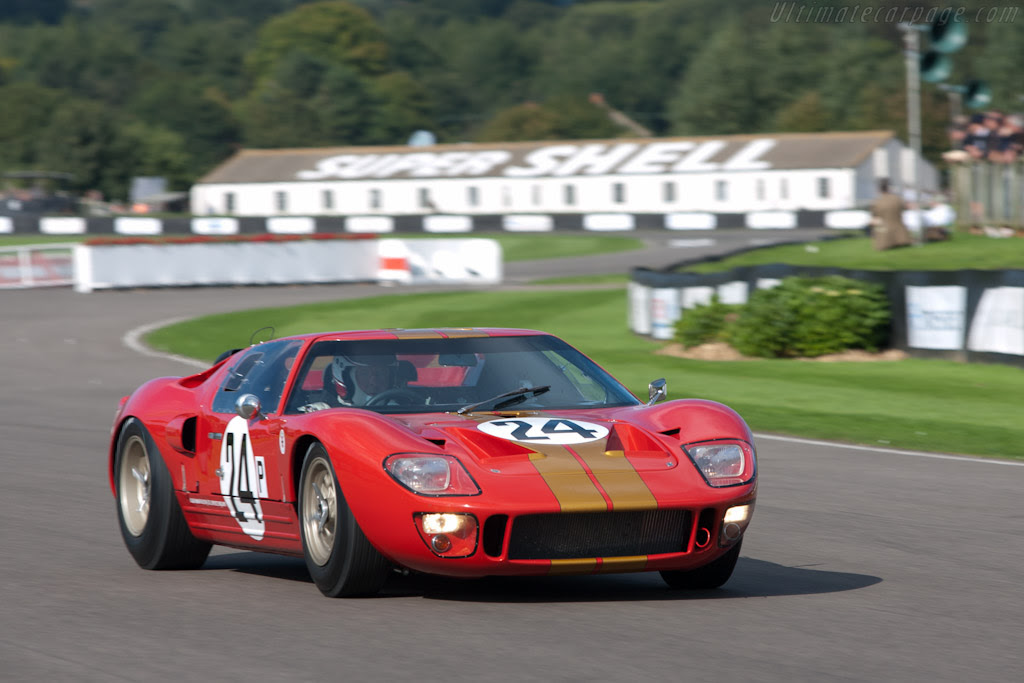 Ford GT40 'AM Lightweight' High Resolution Image (5 of 18)