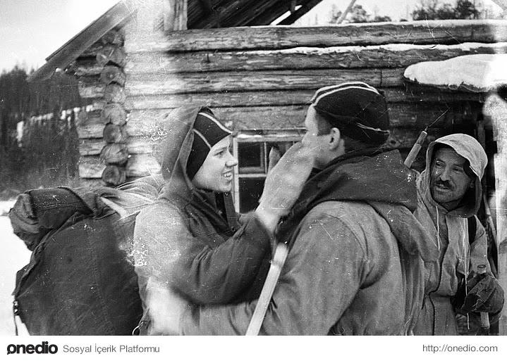 15-)  Dyatlov'un Kamerasından, 1959