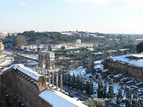 P1130136 -  arco di Costantino_pomeriggio 4.02.2012