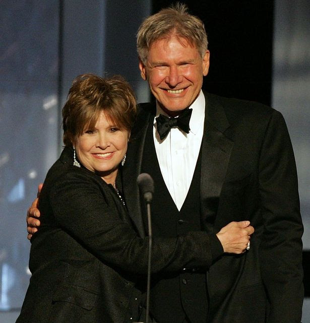 "Harrison Ford finally addresses Carrie Fisher affair bombshell after late actress detailed their ""intense"" romance in memoir"