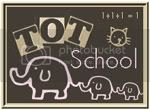 Tot School ~ Open Ended Summer Play