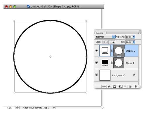 Trendy Circle Brush in Photoshop image 3