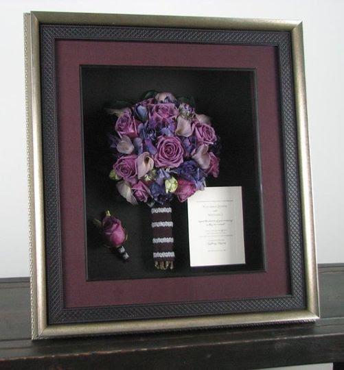 preserving wedding flowers va