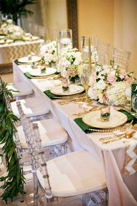 champagne and gold ideas 072   Ruffled   Wedding Theme