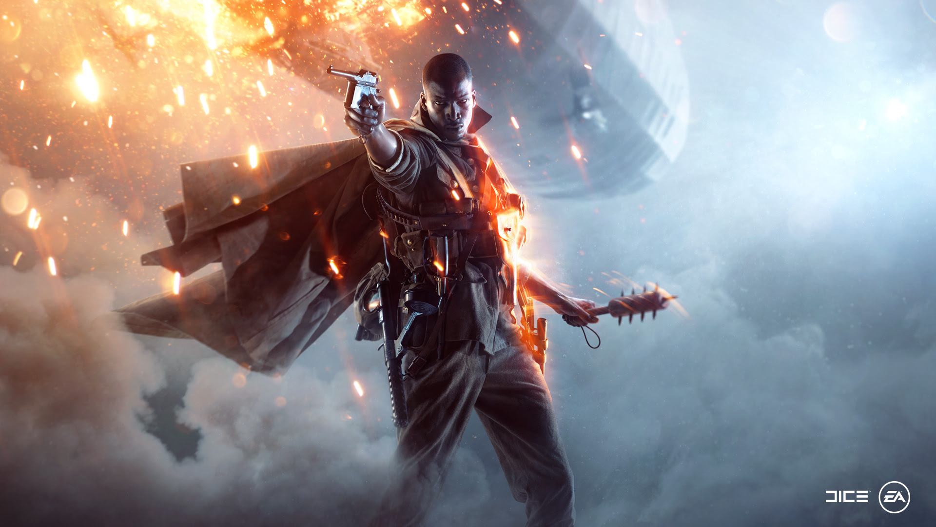 Battlefield 1 Wallpapers For Pc Mobile And Tablets