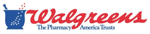 Walgreens logo until 2006