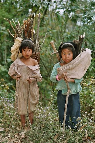 Asia - India / Nagaland