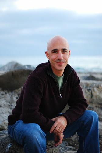 Robert Danhi-On beach in LA