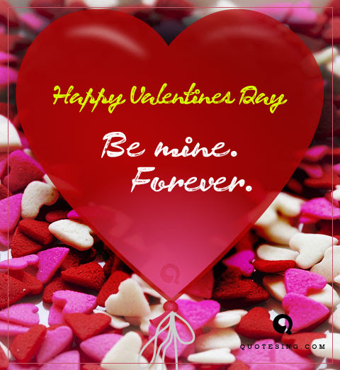 Best Valentine Day Quotes For Girlfriend Quotesing