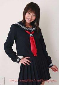 đồng phục thủy thủ