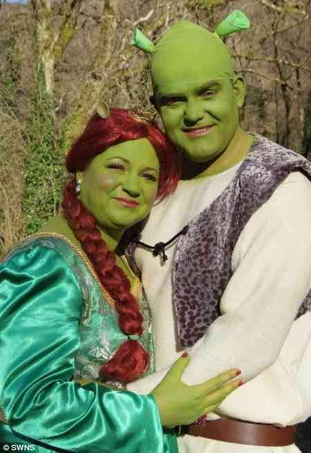 shrek wedding Shrek Wedding is Hillarious