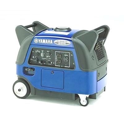 Best portable generator reviews yamaha ef3000ise 3 000 for Yamaha 3000 watt inverter