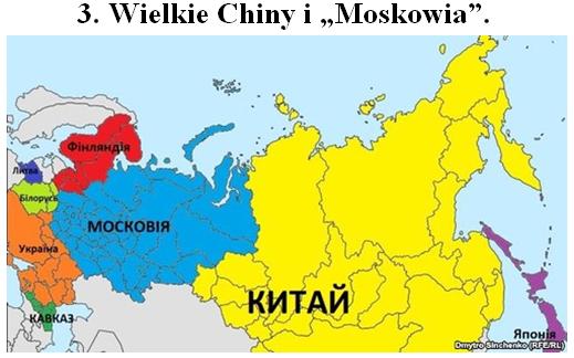 Chiny i Moskwa