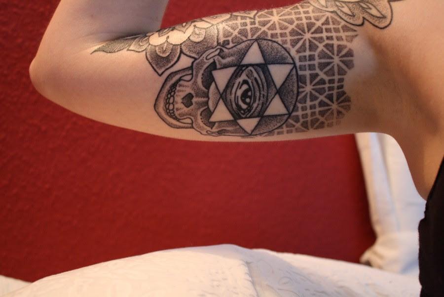 Celtic Inner Arm Tattoo Design For Men Tattoomagz