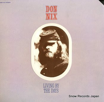 NIX, DON living by the days