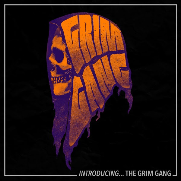 The Grim Gang - Introducing...The Grim Gang EP Cover