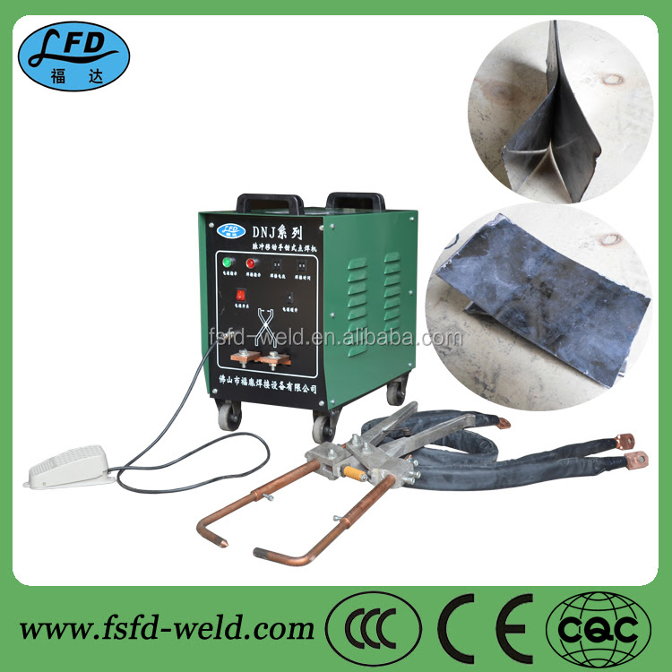 Portable Spot Welder Gun Spot Welding Machine With Clamp View Spot Welding Machine Fuda Product Details From Foshan Fuyin Welding Equipment Co Ltd On Alibaba Com