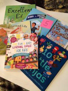 MCBD Book Bundle Giveaway #5