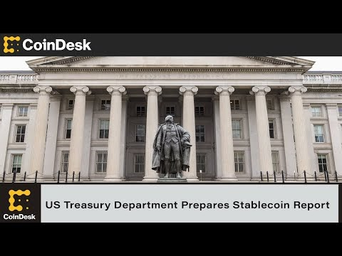 US Treasury Department Prepares Stablecoin Report | Blockchained.news Crypto News LIVE Media