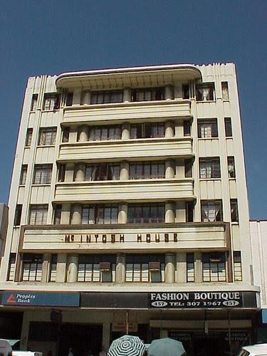 McIntosh House, Durban